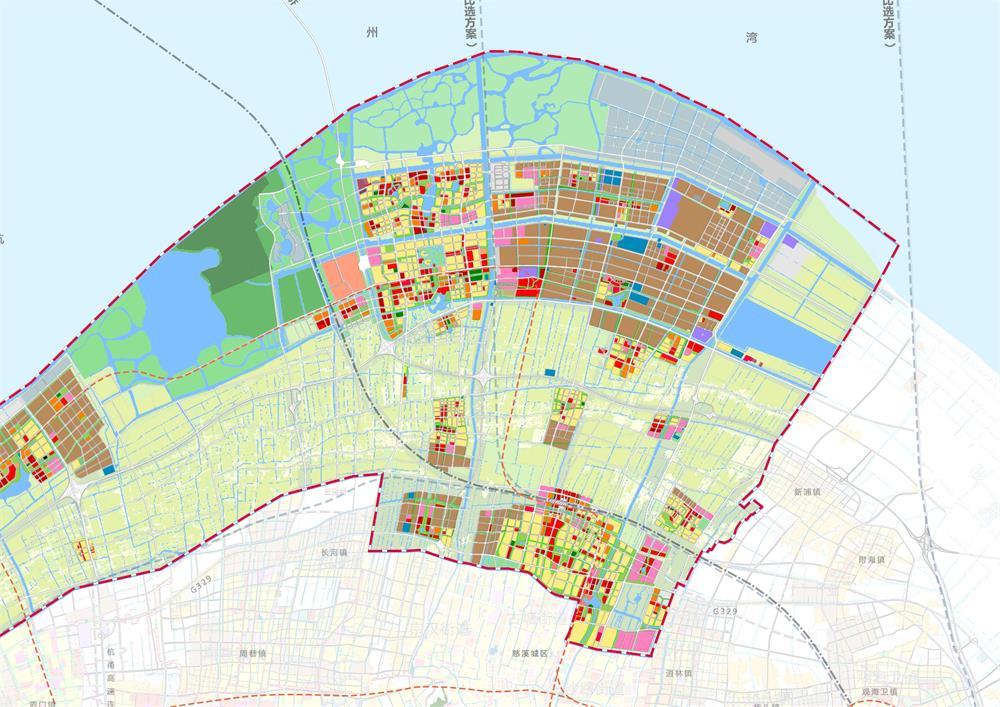 宁波市前湾新区空间规划(2019-2035年)